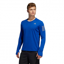 Men's Own The Run Long Sleeve Tee by Adidas