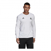 Men's Tango Graphic Long Sleeve Tee by Adidas
