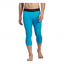 adidas Men's Alphaskin Badge of Sport 3/4 Tights by Adidas