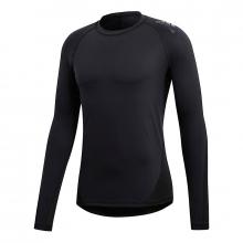 Men's Alphaskin Sport Long Sleeve Tee by Adidas
