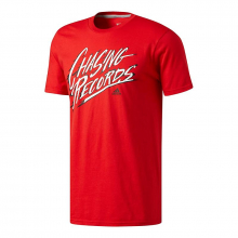 Men's Chasing Records Tee by Adidas