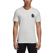 Men's Real Madrid Graphic Tee by Adidas