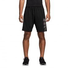 Men's 4KRFT Graphic Badge of Sport Short by Adidas