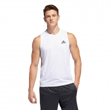 Men's Freelift Sport Sleeveless Tee by Adidas