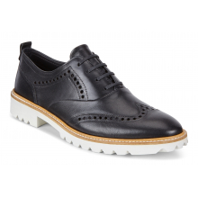 Women's Incise Tailored Wing Tip by ECCO in Longmont Co