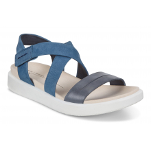 Women's Flowt Cross Sandal by ECCO in Longmont Co
