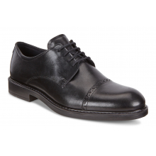 Men's Vitrus III Cap Toe Tie by ECCO in Cedar Falls IA