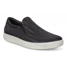 Women's Soft 7 Woven Slip On 2.0 by ECCO