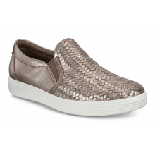 Women's Soft 7 Woven Slip On 2.0 by ECCO in Marion IA