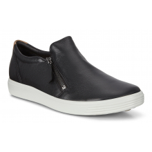 Women's Soft 7 Side Zip Sneaker