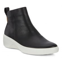 Women's Soft 7 Wedge City Boot