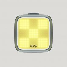 Blinder Grid Black Front Bike Light by Knog