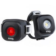Blinder Mini Dot Twinpack - Black by Knog