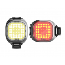 Blinder Mini Square Twinpack by Knog