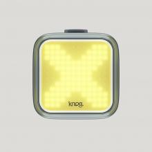 Blinder X Black Front Bike Light by Knog