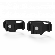 Small Cobber Mount And Strap Set by Knog