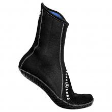 3mm Ergo Neoprene Socks - High Top Dive Boots by Aqua Lung