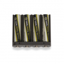 AAA Batteries & Adapter For Guide 10 by GoalZero in Concord Ca