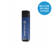 Flip 12 Blue by GoalZero