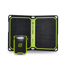 Venture 30 Solar Kit With Nomad 7 Plus by GoalZero