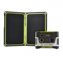 Yeti 150 110V Solar Kit With Nomad 14 Plus