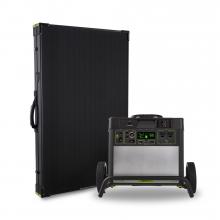 Yeti Li 3000 V2 110V With Boulder 200 Briefcase by GoalZero in Little Rock Ar