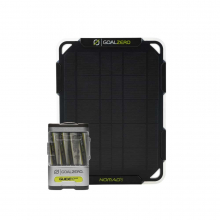 Guide 10 Plus Solar kit W/ Nomad 5 by GoalZero in Tustin Ca