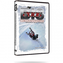 Big Iron Shootout DVD by 509