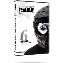 Volume 6: We are Snowmobilers DVD by 509