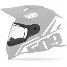 Dual Shield for Delta R3 Helmets