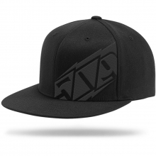 Bolts Flat Bill Snapback Hat by 509