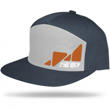 Hextant 7 Panel Snapback Hat by 509