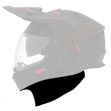 Arctic Chin Curtain for Delta R3 Carbon Helmets by 509