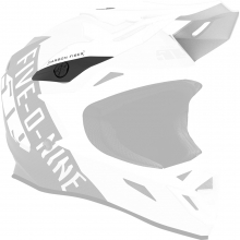 Visor for Altitude Carbon Fiber Offroad Helmets by 509