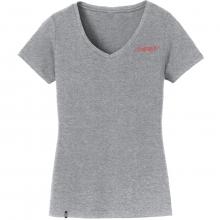 Turbo Heart V-Neck T-Shirt by 509