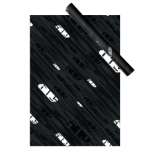 Wrapping Paper Black by 509