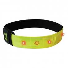 Amphipod Unisex Micro-Light Flashing Reflective Arm Band by Amphipod in Villa Guardia CO