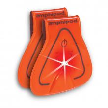Vizlet LED Flashing Wearable LED Reflector 2 pack