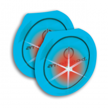 Flash Mini LED Flashing Wearable LED Reflectors by Amphipod in Lakewood CO