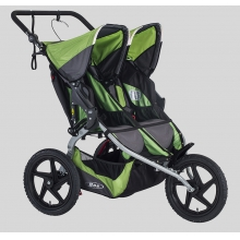 Sport Utility Stroller Duallie 2016, Meadow by BOB Gear