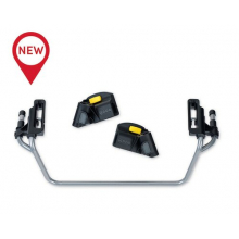 Infant Car Seat Adapter, Britax, Single by BOB Gear