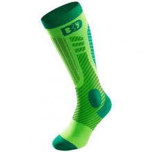 BD Socks BEEDEE PFI 90 (S) green by Boot Doc in Anchorage Ak