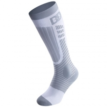 BD Socks ICE PFI 90 (W) white/grey by Boot Doc in Anchorage Ak
