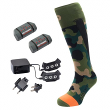 Heat Socks Set XLP ONE PFI 30 CAMO