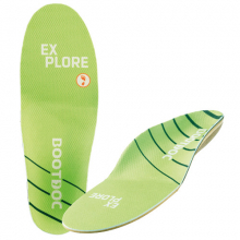 BD Insoles Explore High Arch