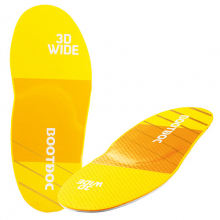 BD Insoles 5x 3D Wide