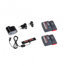 XLP 1P BT POWER SET (pr) (Battery Packs w/ Bluetooth & Recharger)