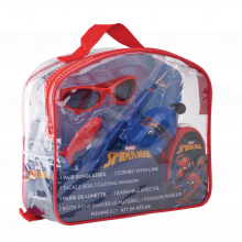 Shakespeare Spiderman Backpack Kit by Pure Fishing