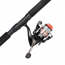 Crappie Hunter Spinning Combo | Model #CH9025SPBO by Shakespeare in Loveland CO