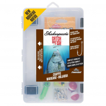 Shakespeare Catch More Fish Crappie Kit by Pure Fishing